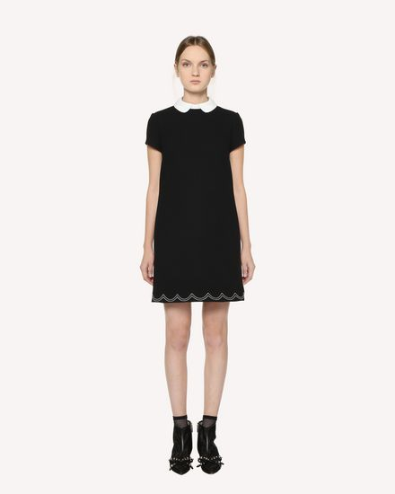 REDValentino Short dress Woman RR3VAC8524N 0MG f