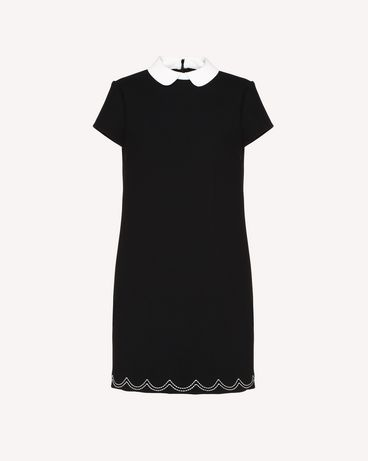 REDValentino RR3VAC8524N 0MG Short dress Woman a