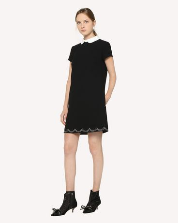 REDValentino RR3VAC8524N 0MG Short dress Woman d
