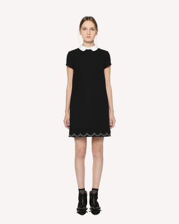 REDValentino RR3VAC8524N 0MG Short dress Woman f