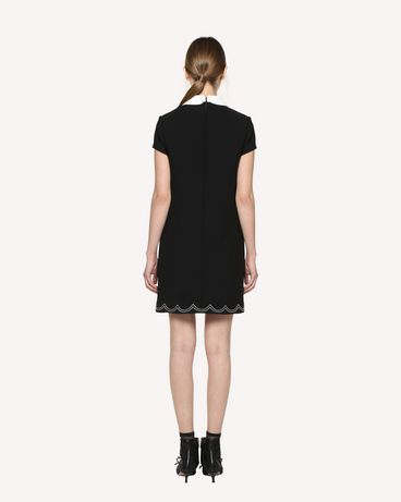REDValentino RR3VAC8524N 0MG Short dress Woman r