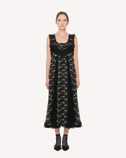 REDValentino Long dress Woman RR3VAA75BGH 0NO f