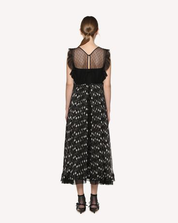 REDValentino RR3VAA75BGH 0NO Long dress Woman r