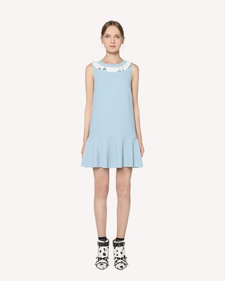 REDValentino Short dress Woman RR3VAB75DIP FW5 f