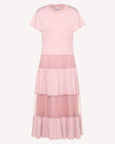 REDValentino RR3MJ00TEMB R13 Long dress Woman a