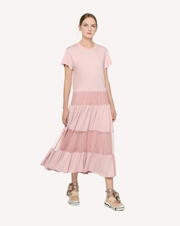 REDValentino RR3MJ00TEMB R13 Long dress Woman d