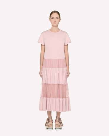 REDValentino RR3MJ00TEMB R13 Long dress Woman f