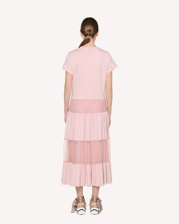 REDValentino RR3MJ00TEMB R13 Long dress Woman r
