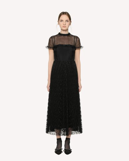 REDValentino Long dress Woman RR3VA02ETDL 0NO f
