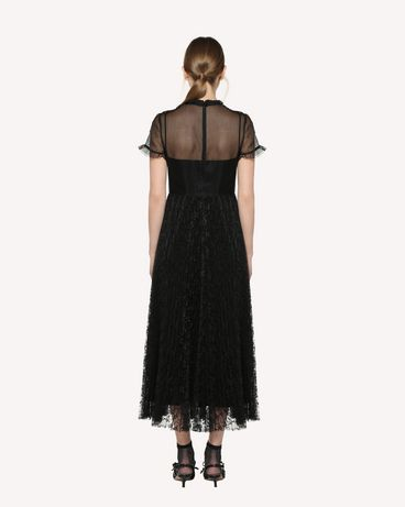 REDValentino RR3VA02ETDL 0NO Long dress Woman r