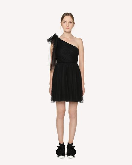 REDValentino Short dress Woman RR3VAC02428 0NO f