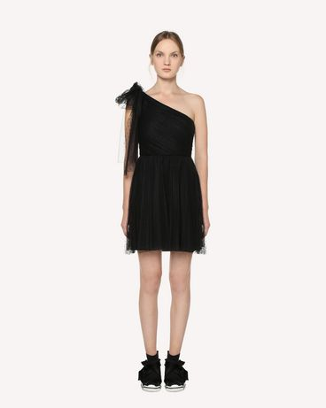 REDValentino RR3VAC02428 0NO Short dress Woman f