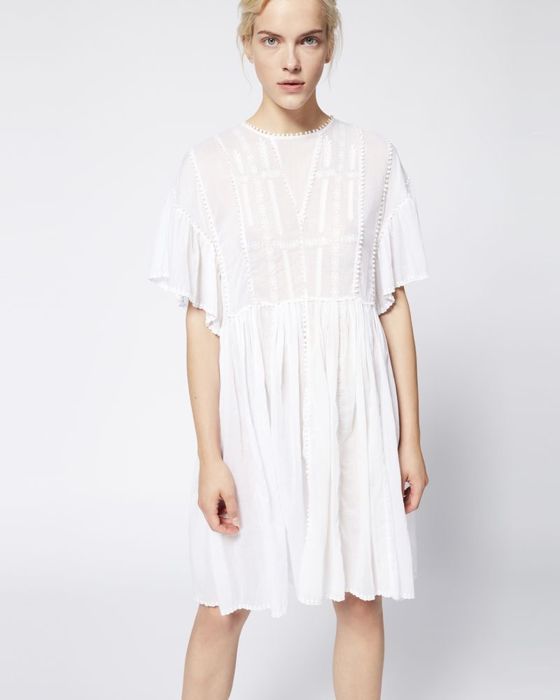 f730a27ef3 Isabel Marant SHORT DRESS Women | Official Online Store
