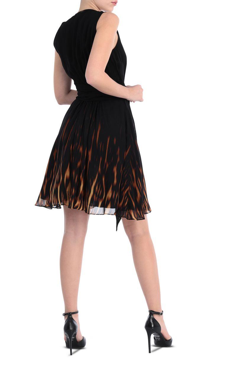 JUST CAVALLI Leopard-print fading-colour dress Short dress [*** pickupInStoreShipping_info ***] r