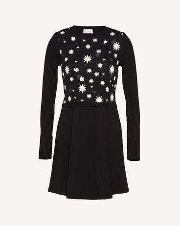 REDValentino RR3KDA19SXC 0NO Knit Dress Woman a