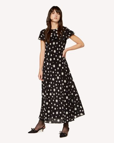 REDValentino RR3VAE95XKP 0NO Printed dress Woman d
