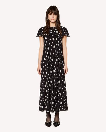 REDValentino RR3VAE95XKP 0NO Printed dress Woman f