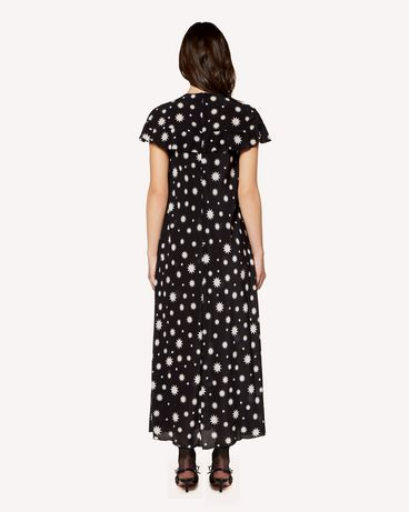 REDValentino RR3VAE95XKP 0NO Printed dress Woman r