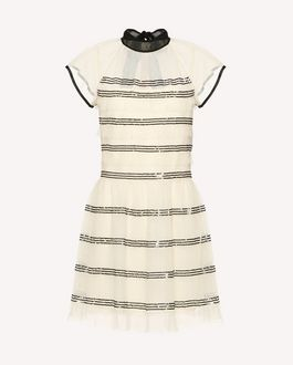 REDValentino Short dress Woman RR3VAB95TUF 031 a