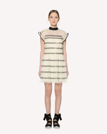 REDValentino RR3VA01BCYB A03 Short dress Woman f