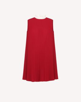 REDValentino Knit Dress Woman SR3KDA684FM 0NO a