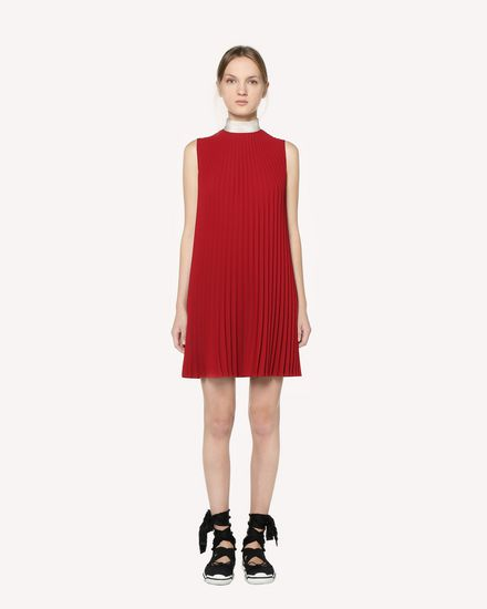 REDValentino Short dress Woman RR3VAA70DIP FW4 f