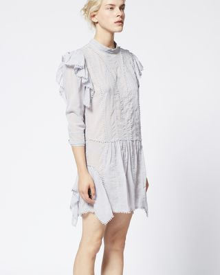 ISABEL MARANT ÉTOILE SHORT DRESS Woman ALBA dress r