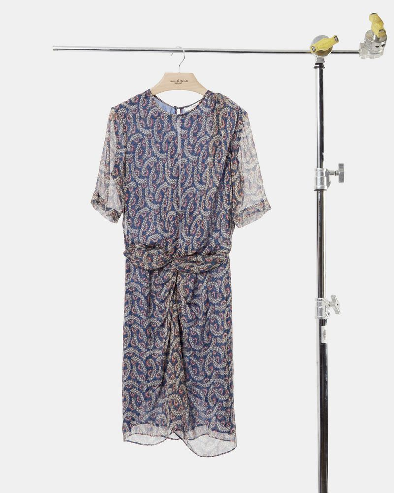 BARDEN dress ISABEL MARANT ÉTOILE