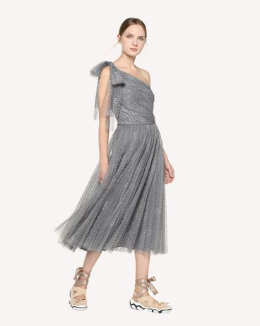 REDValentino RR3VAC05QRI GZ7 Long dress Woman d
