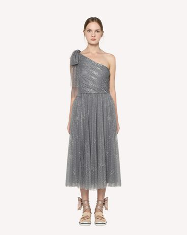 REDValentino RR3VAC05QRI GZ7 Long dress Woman f