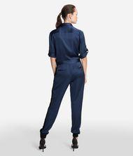 KARL LAGERFELD Silk Jumpsuit 9_f