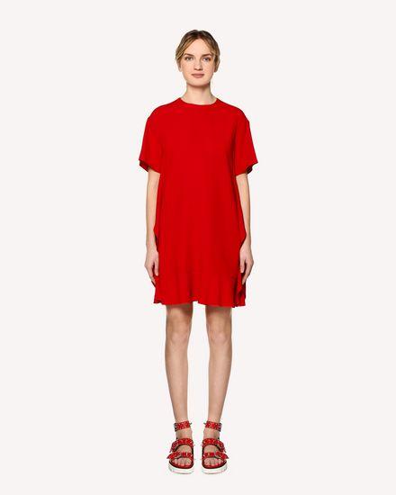 REDValentino Kurzes Kleid Damen RR0VAE650F1 MM0 f