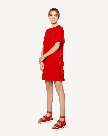 REDValentino RR0VAE650F1 MM0 Short dress Woman d