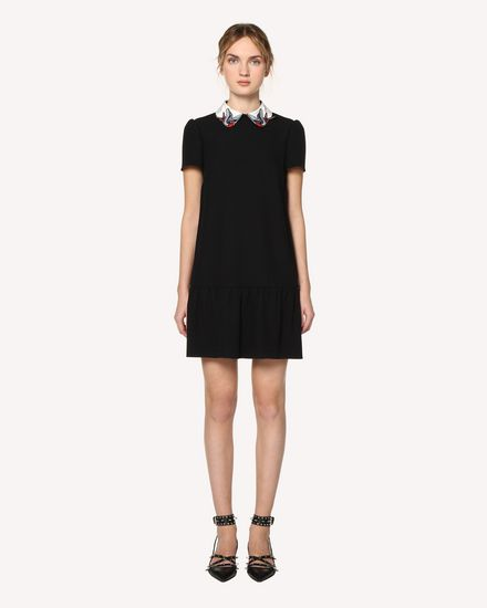 REDValentino Short dress Woman RR0VAE750W7 0MG f