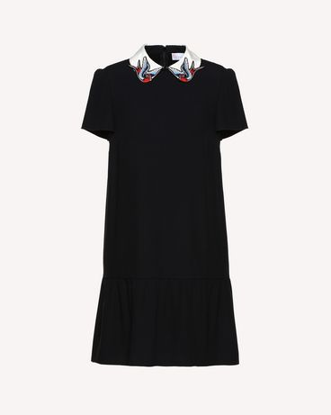 REDValentino RR0VAE750W7 0MG Short dress Woman a