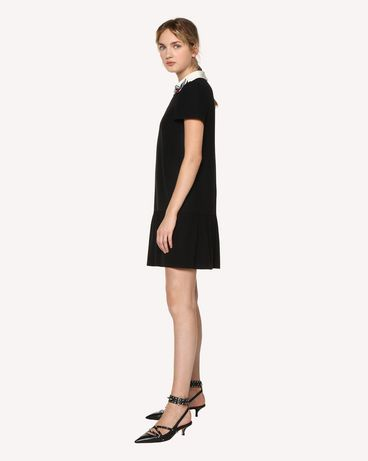 REDValentino RR0VAE750W7 0MG Short dress Woman d