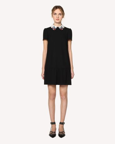 REDValentino RR0VAE750W7 0MG Short dress Woman f