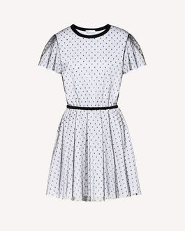 REDValentino Short dress Woman RR0VAC10BIU NV1 a