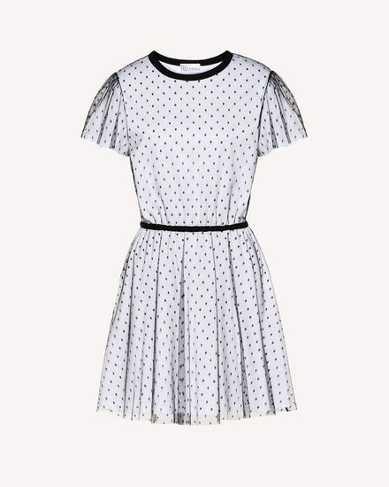 REDValentino Short dress Woman RR0MJ01JWME A01 a