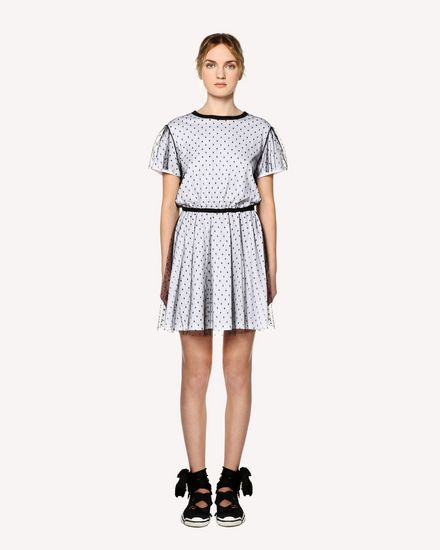 REDValentino Short dress Woman RR0MJ01JWME A01 f