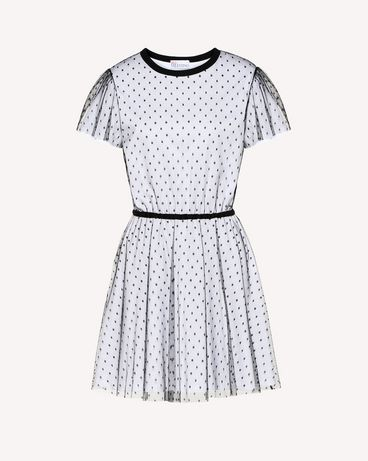 REDValentino RR0MJ01JWME A01 Short dress Woman a