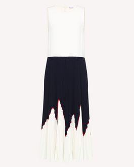 REDValentino Long dress Woman RR3VAA60YKD JJ5 a