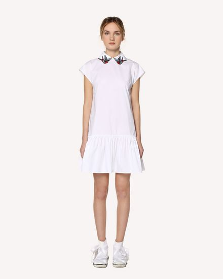 REDValentino Short dress Woman RR0VAD85LUN 001 f