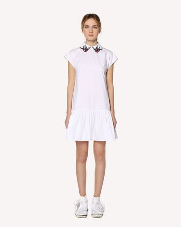 REDValentino RR0VAD85LUN 001 Short dress Woman f
