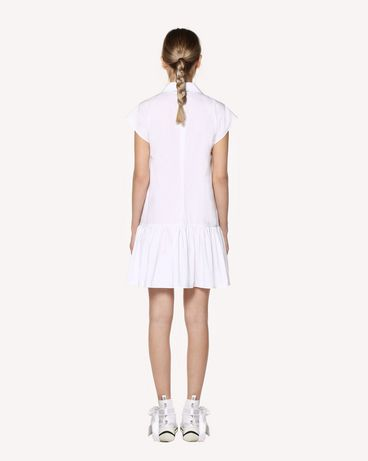REDValentino RR0VAD85LUN 001 Short dress Woman r