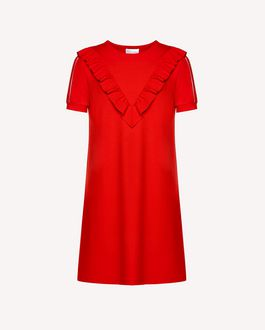 REDValentino Short dress Woman RR3VAA95XKP D05 a
