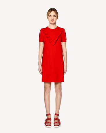 REDValentino RR0MJ01IHDU MM0 Short dress Woman f