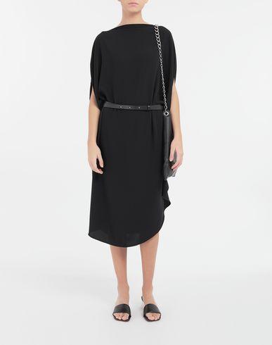 DRESSES Circle belted dress