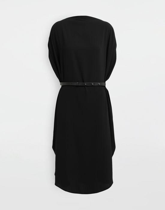 MM6 MAISON MARGIELA Circle belted dress 3/4 length dress [*** pickupInStoreShipping_info ***] f
