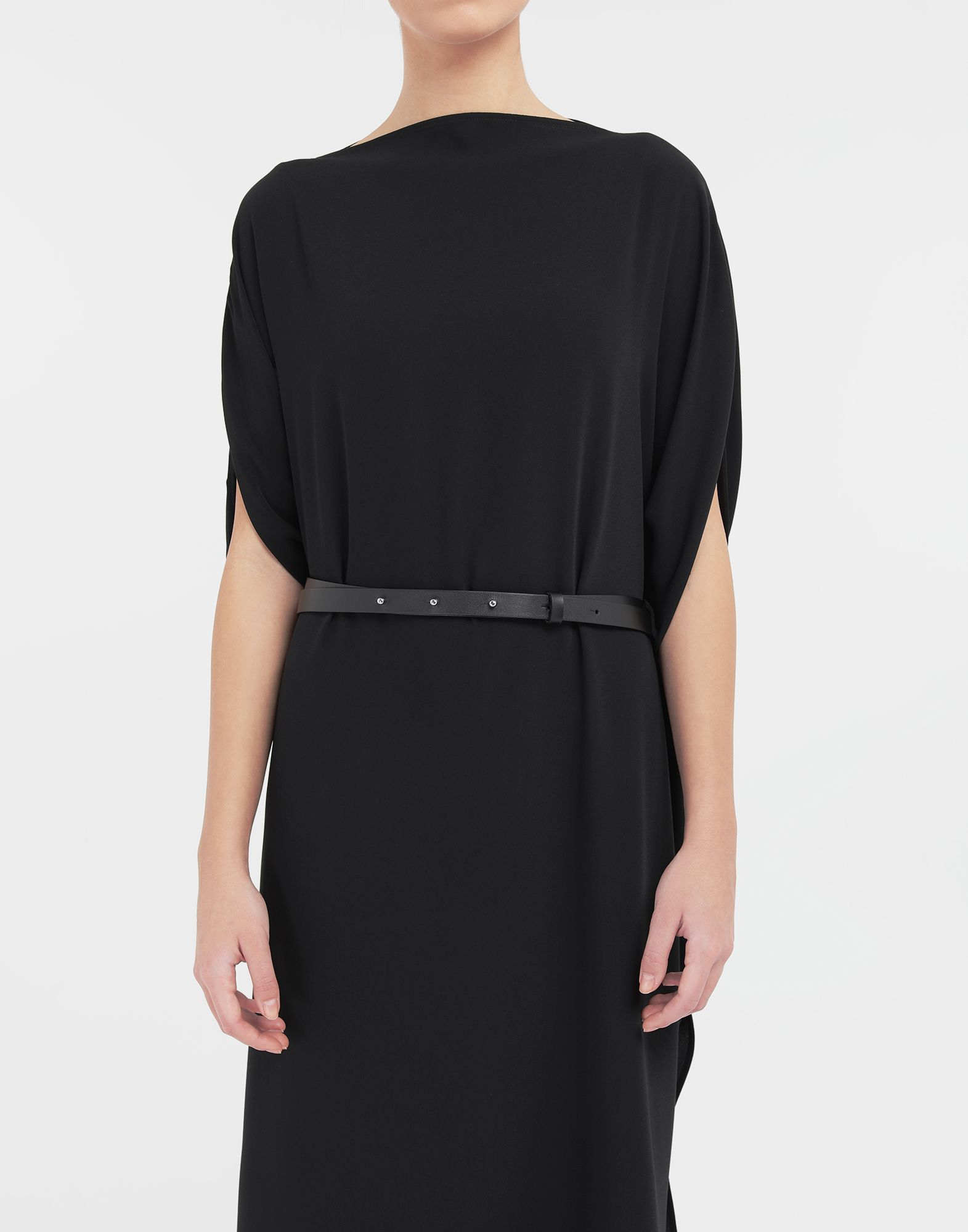MM6 MAISON MARGIELA Circle belted dress 3/4 length dress Woman a